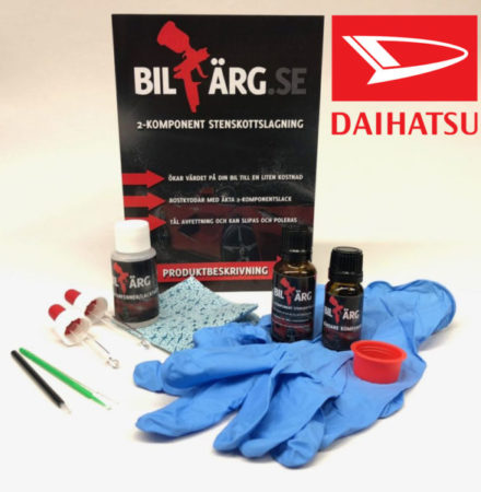 Lakkstift til Daihatsu