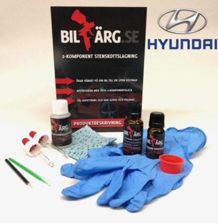 Lakkstift til Hyundai