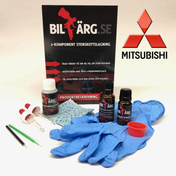 Lakkstift til Mitsubishi